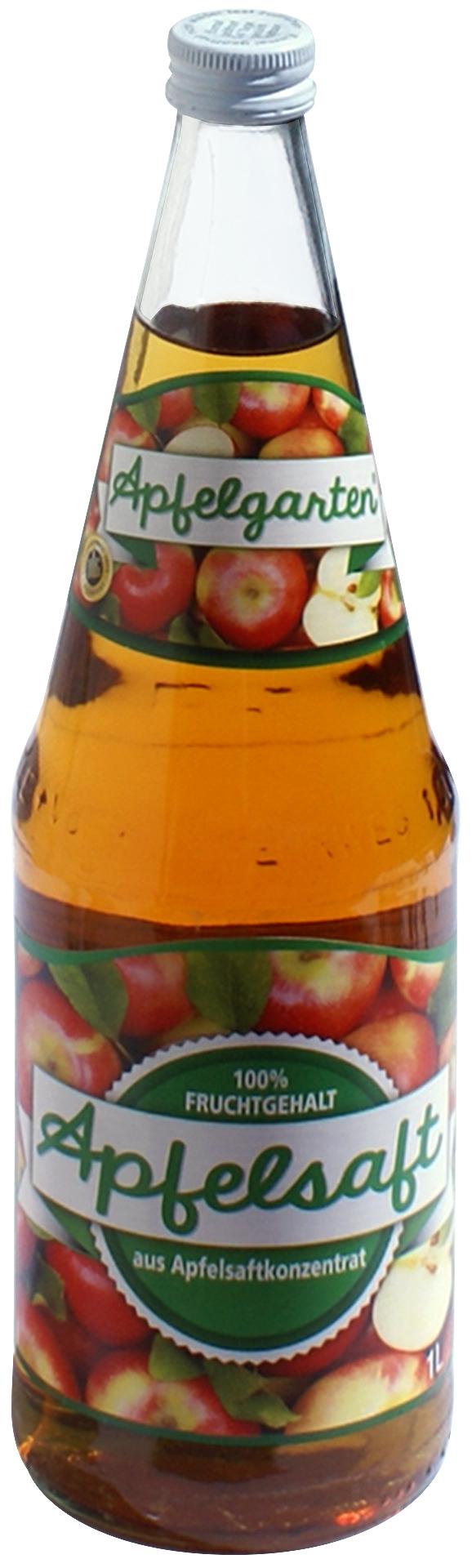 Apfelsaft Apfelgarten
