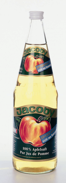 Jacoby 100% Apfelsaft Spitzenqualität