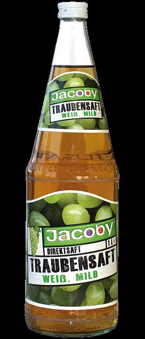 Jacoby 100% Traubensaft weiß