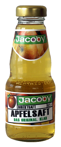 Jacoby 100 % Apfelsaft