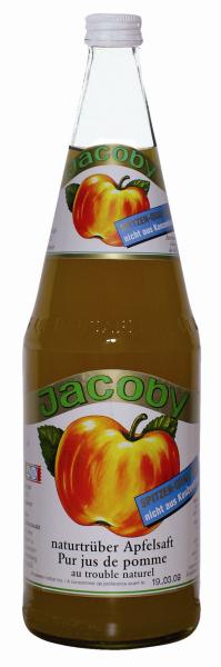 Jacoby Apfelsaft trüb Spitzenqualität