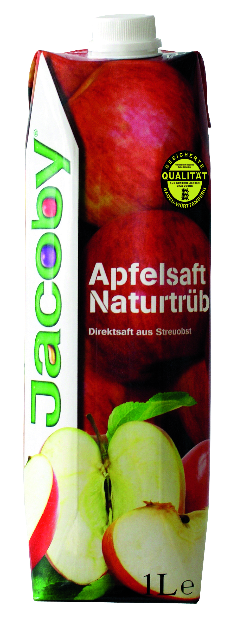 Jacoby Apfelsaft aus Streuobst