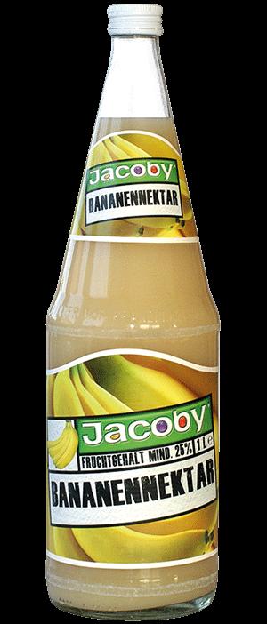 Jacoby Bananen-Zitronen Nektar