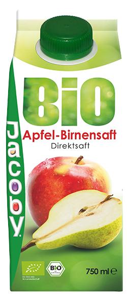 Jacoby Bio Apfel-Birnensaft