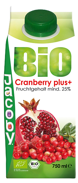 Jacoby Bio Cranberry plus+