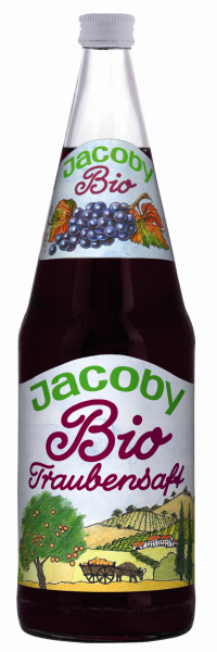 Jacoby Bio Traubensaft