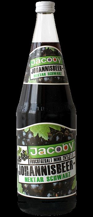 Jacoby Johannisbeer-Nektar aus schwarzen Johannisbeeren