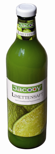 Jacoby Limettensaft