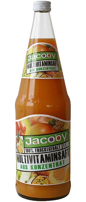 Jacoby Multivitaminsaft