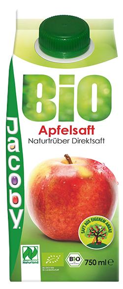 Jacoby Naturland Bio Apfelsaft