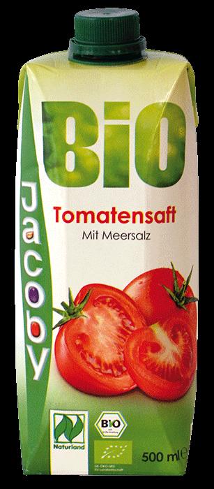 Jacoby Naturland Bio Tomatensaft