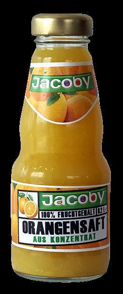 Jacoby Orangensaft aus Orangensaftkonzentrat