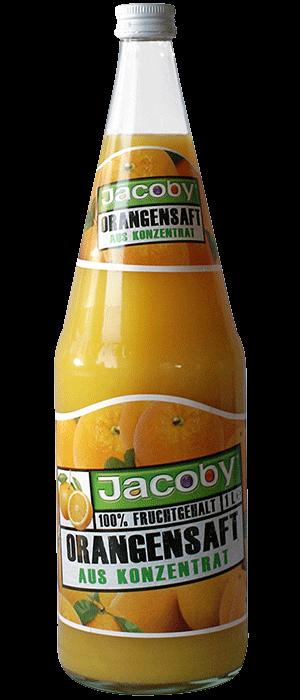 Jacoby Orangensaft