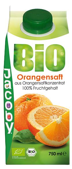 Jacoby  Bio Orangensaft