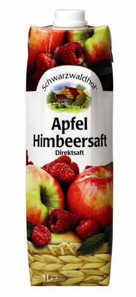 Schwarzwaldhof Apfel Himbeersaft