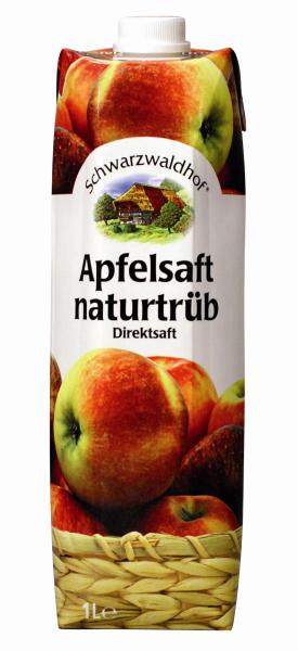 Schwarzwaldhof Apfelsaft naturtrüb