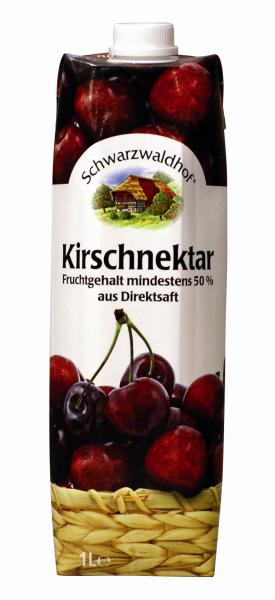 Schwarzwaldhof Kirschnektar